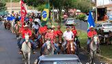 Cavalgada de São Francisco de Assis promete agitar o domingo em Ibaté