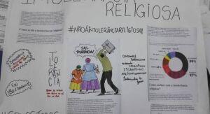 Trabalho escolar sobre LGBT e intolerância religiosa causa polêmica em São Carlos