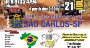 Jeep Fest promete adrenalina para o final de semana em São Carlos