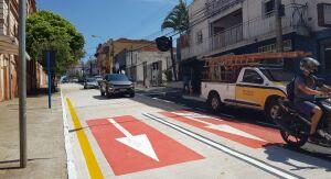 Prefeitura libera segundo trecho da rua Dona Alexandrina