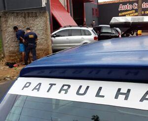 Vítima denuncia e GM prende acusado de furtar residência