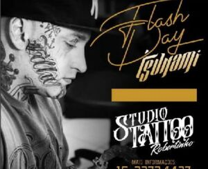 Flash Day Tsunami irá ajudar família de tatuador assassinado em São Carlos