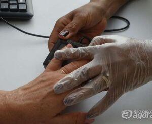 53% dos eleitores de São Carlos já realizaram o recadastramento biométrico