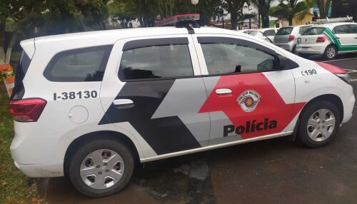 Procurado por furto é detido pela Polícia Militar