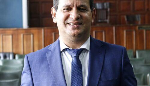 Presidente da Câmara dá boas vindas ao novo bispo de São Carlos, Dom Luiz Carlos Dias