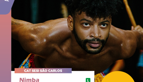 Unidades do Sesi de São Carlos e Araraquara retomam programação cultural gratuita e aberta ao público