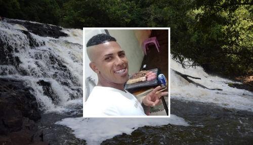 Corpo de Bombeiros retoma buscas por jovem que desapareceu em cachoeira
