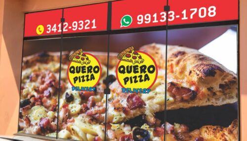 Quero Pizza Delivery inaugura neste sábado (19) com preços especiais