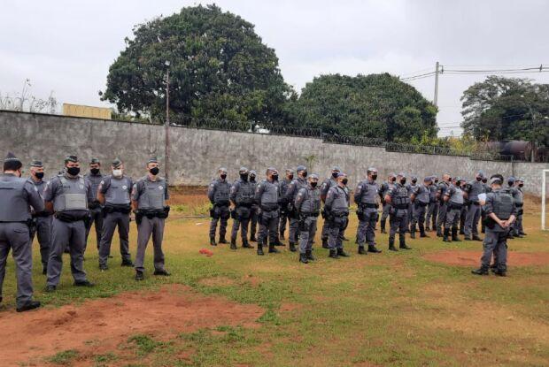 Policiais se unem em operação para combater a criminalidade em São Carlos e Ibaté