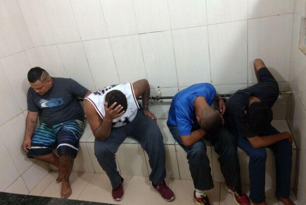 PM prende quadrilha em Ibaté após assalto a mais de 20 pessoas em churrascaria de São Carlos