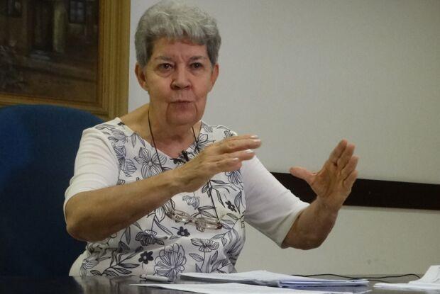 Helena Antunes garante que Prefeitura não está estática, mas tem que se reorganizar