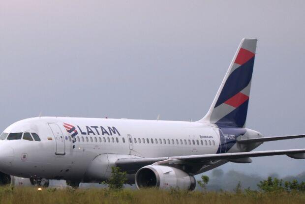 Aeroporto de São Carlos recebeu nesta quinta-feira seu primeiro voo internacional