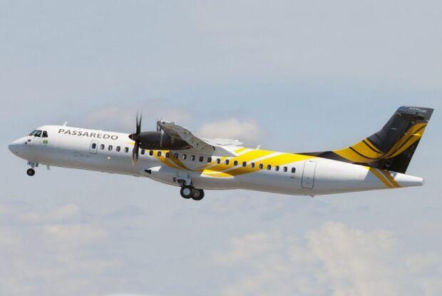 Passaredo vai oferecer voos de São Carlos para Ribeirão Preto