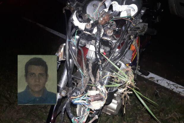 Motociclista morre após colidir em cavalo na SP-318