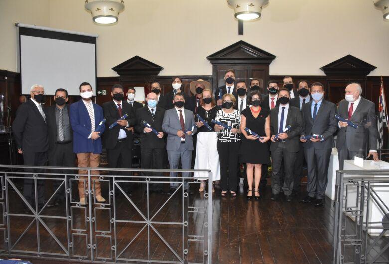 Transmissão virtual da cerimônia de posse do prefeito, vice-prefeito e vereadores eleitos começa às 8h30