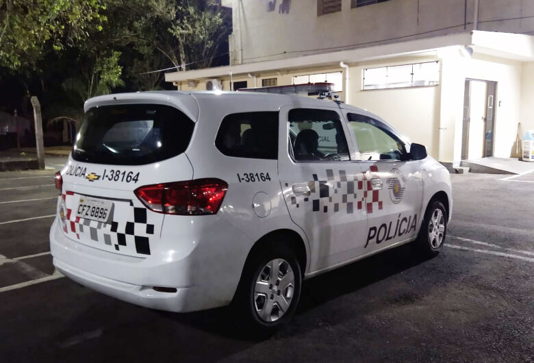 PM flagra dupla furtando residência no Jd. Cruzeiro do Sul