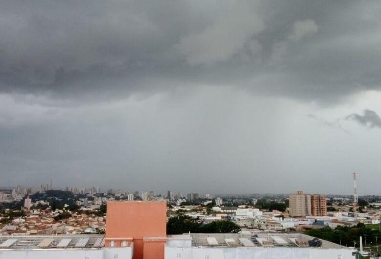 Previsão do tempo para o final de semana promete calor e pancadas de chuva em São Carlos