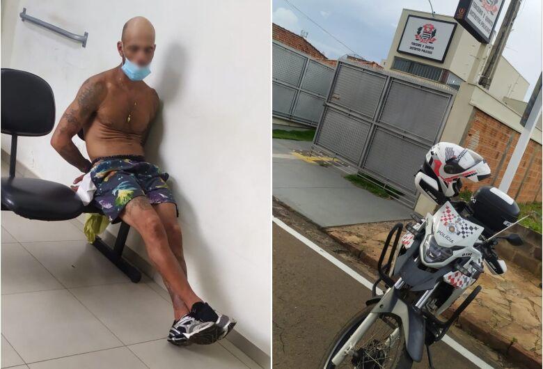 Acusado de praticar furtos no Santa Felícia é preso pela ROCAM