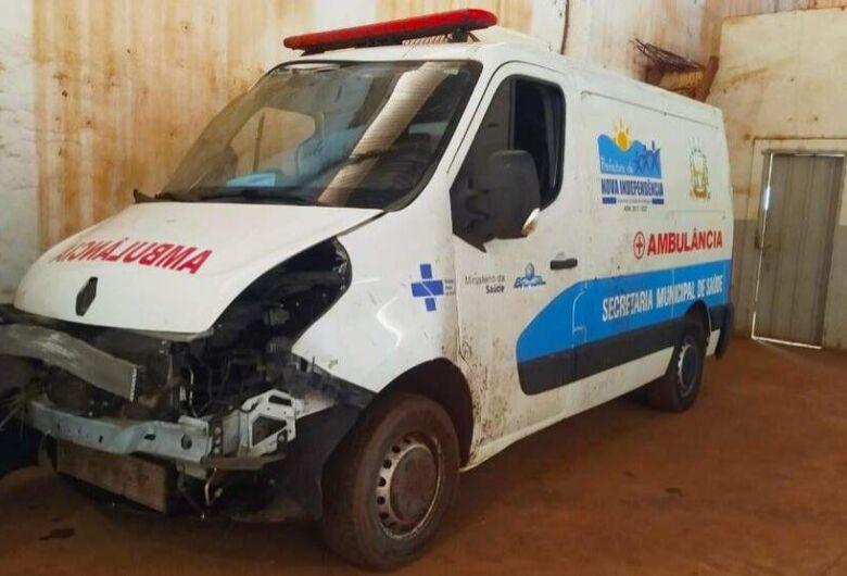 Jovem de Ibaté morre em acidente com ambulância