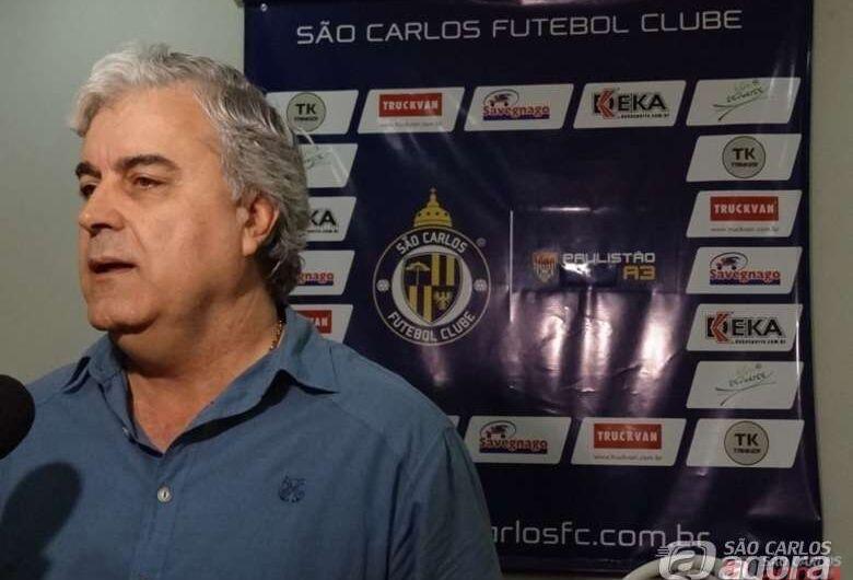 São Carlos pode não disputar Série B pelo segundo ano seguido