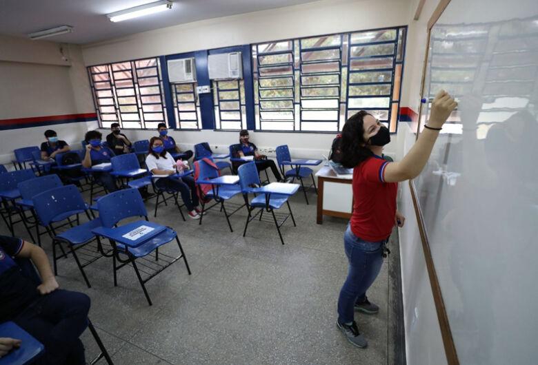 Começa hoje (19) período de matrículas para alunos que estão fora da rede estadual