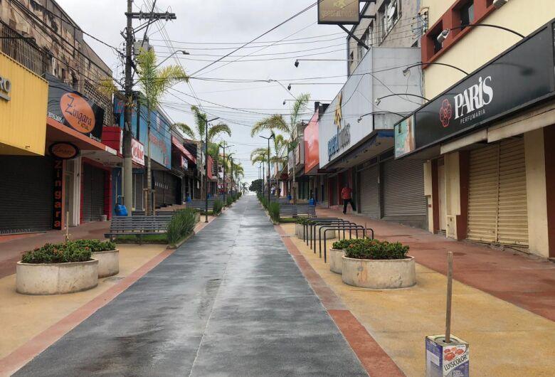 Com hospitais pressionados, São Carlos pode entrar em lockdown nos próximos dias