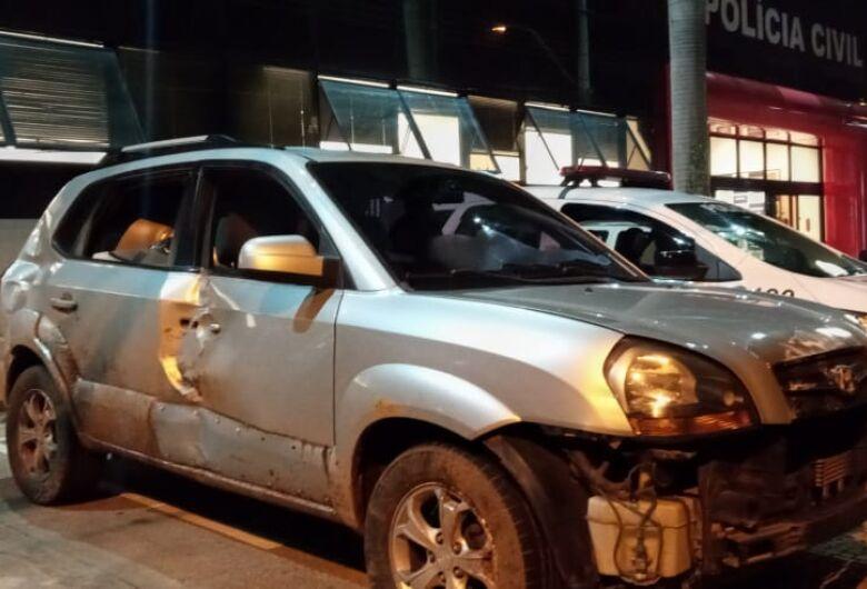 Após perseguição da PM, quadrilha é detida após tentar assaltar farmácias em São Carlos e Araraquara