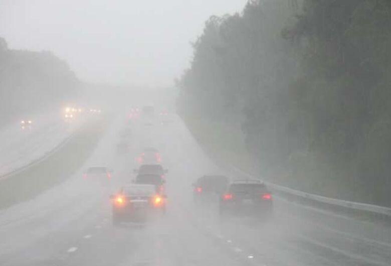 Eixo SP pede cuidados redobrados em período de chuva