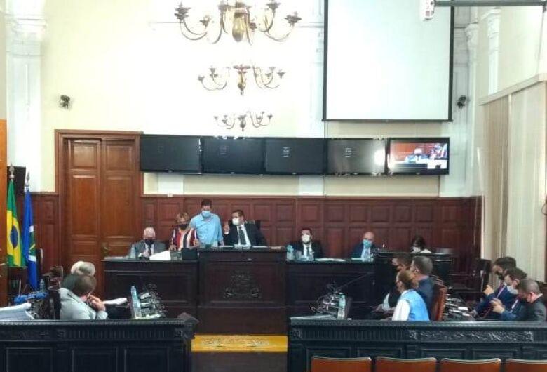 Câmara Municipal define comissões permanentes para o biênio 2021/2022