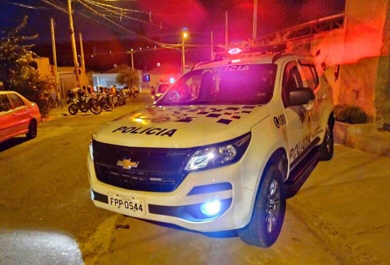 Homem é morto a tiros no primeiro homicídio do ano em São Carlos