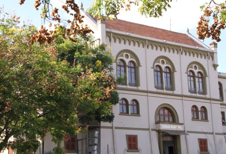 Sessão da Câmara Municipal terá composição das Comissões Permanentes para o biênio 2021-2022