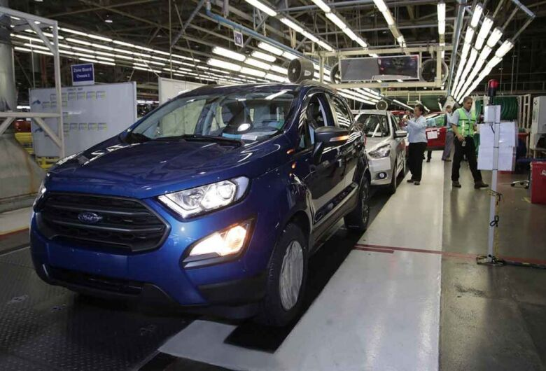 Ford anuncia fechamento de três fábricas no Brasil