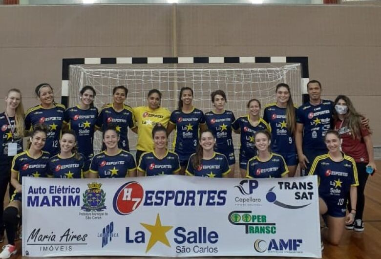 São Carlos pode ter equipe na Liga Nacional de Handebol Feminino