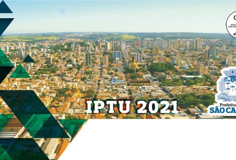 Carnês do IPTU 2021 já estão nos Correios para início da distribuição