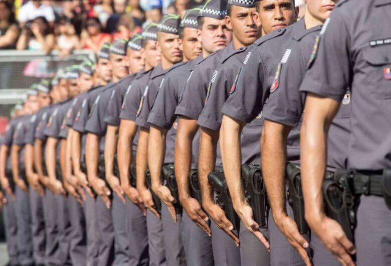 Polícia Militar do estado de São Paulo abre concurso público com 2.700 vagas para soldado