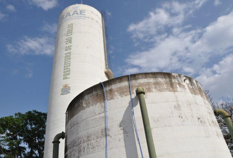 SAAE comunica que poderá faltar água em alguns bairros na manhã deste domingo