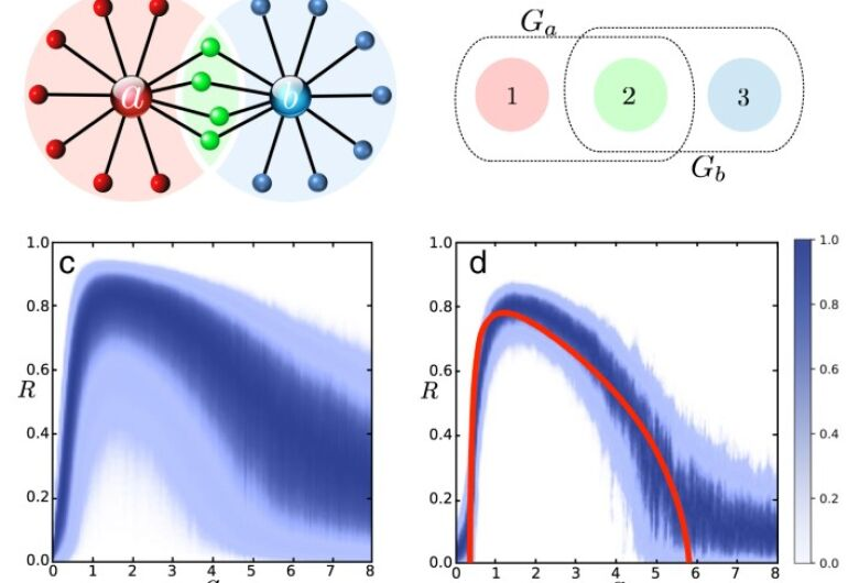 Pesquisador da USP São Carlos participa de pesquisa sobre ressonância de coerência em redes complexas