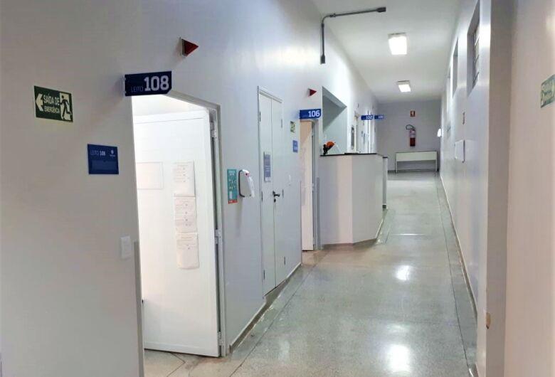 São Carlos tem queda na taxa de ocupação das UTIs/Sus para Covid-19