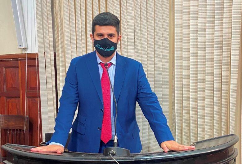Vereador Bruno Zancheta é eleito Presidente da Comissão de Direitos da Pessoa com Deficiência na Câmara