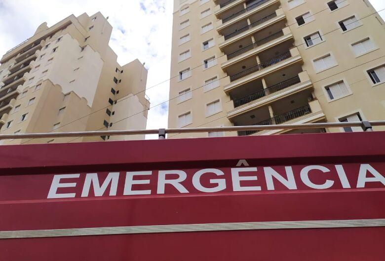 Prédio no centro é evacuado após princípio de incêndio