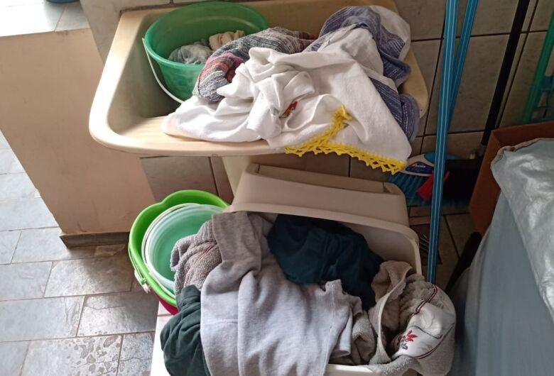 Região do Santa Felícia sofre com a falta de água