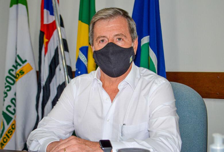 Zelão Domingues é reeleito presidente da Acisc