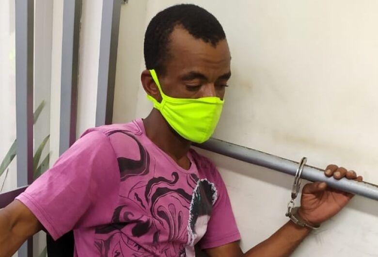 Acusado de assaltar estudantes na região da USP é preso pela PM