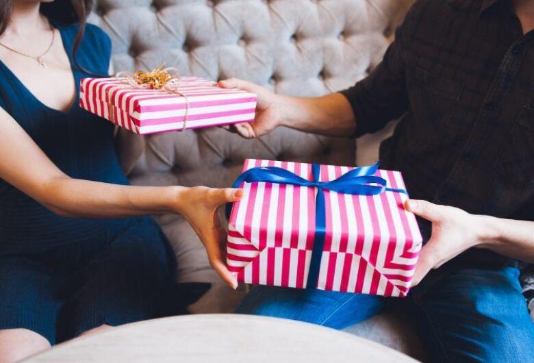Troca de presentes e produtos durante a quarentena