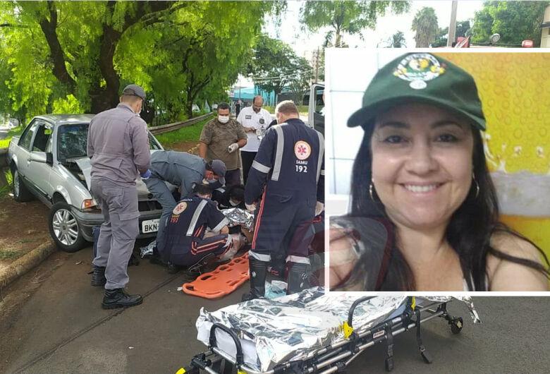 Morre mulher que foi atropelada por caminhão no Centro