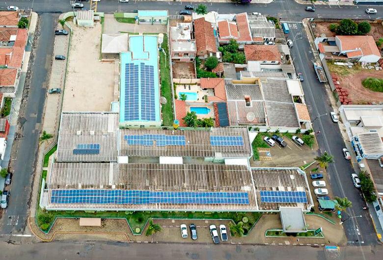 Projeto da CPFL Paulista proporcionará economia ao Hospital de Ibaté