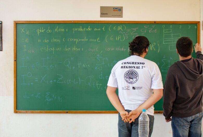 CeMEAI realizará Escola de Matemática Aplicada e abre inscrições