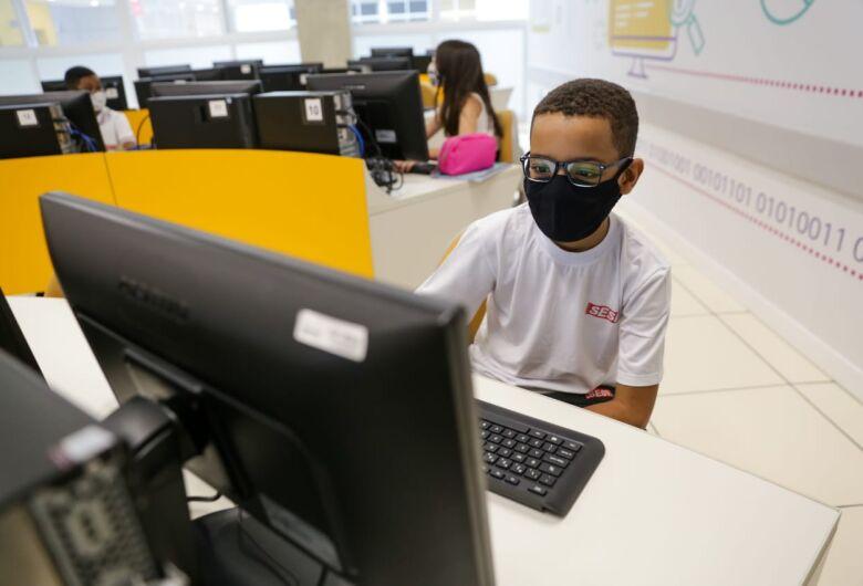 Escolas Sesi das regiões de São Carlos, Araraquara e Matão abrem inscrições