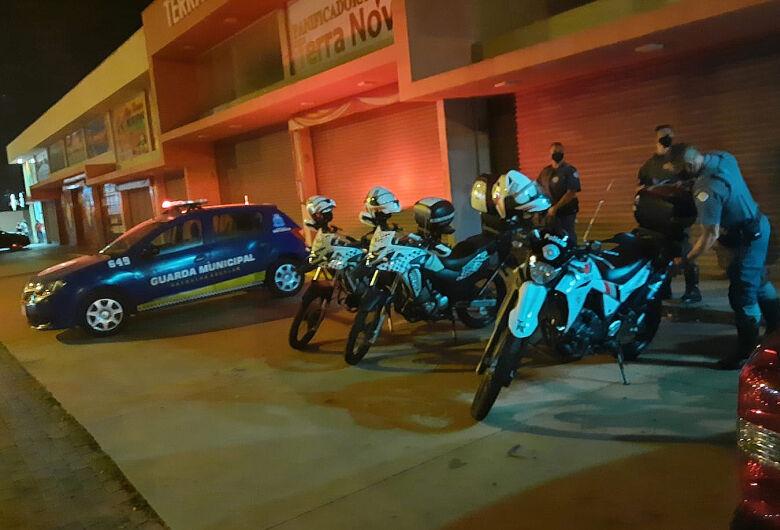 Procurado pela Justiça é detido pela PM no Santa Mônica