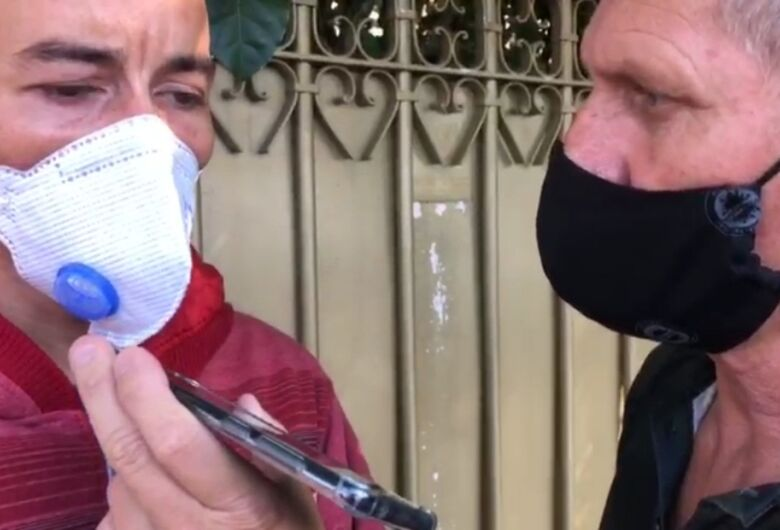 Acusado de matar pedreiro concedeu entrevista se passando por testemunha